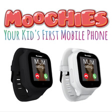 Moochies Kids Smart Watch with Phone & Video Calls, Messaging, GPS Tracker & SOS