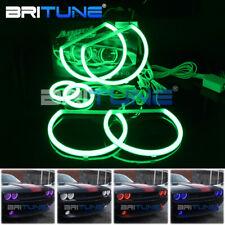 RGB LED Angel Eye Multi-Color For Dodge Challenger Fog Light Headlight 08-14 DRL