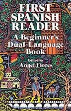 First Spanish Reader by Flores (Paperback, 1988)