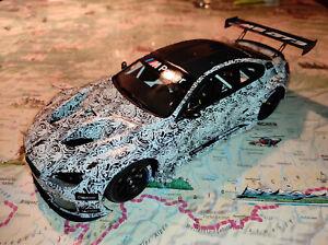 1/18 Minichamps BMW M6 GT3 Presentation SPA 2015 155152699