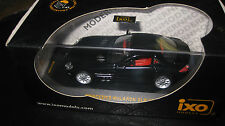 IXO 1/43 MERCEDES Mc LAREN SLR 2003 BLACK  MOC065 AWESOME LOOKING MODEL CAR