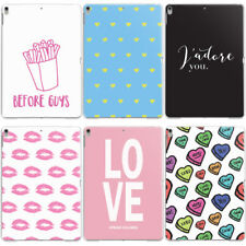 VALENTINES DAY LOVE COLLECTION HEARTS HARD BACK CASE COVER FOR APPLE IPAD
