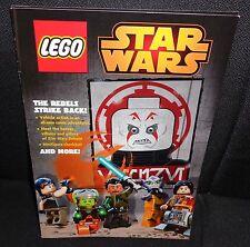 SDCC Promo LEGO Star Wars Magazine