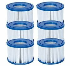 Filter Cartridge VI for Lay-Z-Spa Miami, Vegas, Monaco 3 x Twin Pack