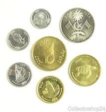 """Coinset / Muntset Maldives 7 Coins Unc """"Cheap coins"""""""