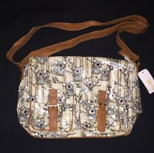 Womens Shoulder Bag Koala bears design