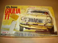 TOGI SCATOLA ORIGINALE ALFA ROMEO GIULIA 1300 BERLINA AUTOMODELLO SCALA 1/23