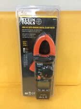 Brand New Klein Tools 400 Amp AC Auto-Ranging Digital Clamp Meter w/ Temp CL210