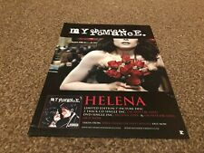 "(BEBK66) ADVERT/POSTER 11X8"" MY CHEMICAL ROMANCE : HELENA"