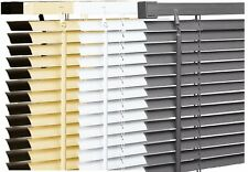 PVC Venetian VENETIAN BLIND Blinds White Window Blinds All Sizes