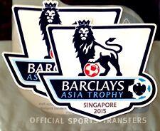 2015 Barclays Asia Trophy Singapur fútbol Ps-Pro sportingid Insignia Conjunto De Parche