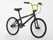 "Kids Boys 20"" INCH ALLOY WHEEL BMX BICYCLE BIKE KIDS - Green and Black"