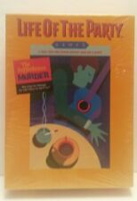 Life Of The Party- The Coffeehouse Murder! Milton Bradley 1987. New sealed!