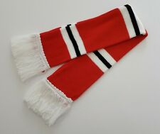 Manchester United Scarves - Newborn Baby / Babies First Man Utd Football Scarf