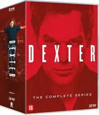 Dexter : Coffret Intégrale De La Série - Saisons 1 à 8 [DVD]