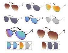 Sonnenbrille Pilotenbrille Fliegerbrille Spiegelbrille Brille Sommer Urlaub