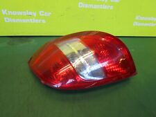 MERCEDES A150 05-12 W169 OS DRIVER SIDE REAR LIGHT CLUSTER ASSEMBLY A1698202864