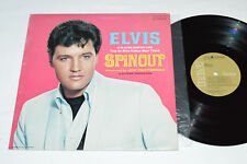 ELVIS PRESLEY Spinout LP 1977 RCA Victor Canada Brown Labels APL1-2560 G+/VG