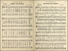Vintage-The abridged academy song-book, for use in schools and colleges CD