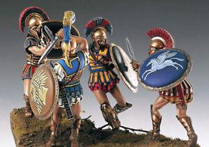 1/32 54mm Resin Athens vs Sparta 4 PCS vignette Unassembled Unpainted 4181