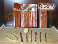 Xiang Route Kodo Kit Set 7 in 1 Incense Tool - Brass Made - Taiwan Incense House