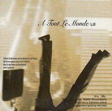 "MEGADETH ""A TOUT LE MONDE"" RARE PROMOTIONAL CD SINGLE / MAX NORMAN - MUSTAINE"