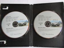 09 10 11 12 NAVIGATION DVD SET MERCEDES CLS E GL SLK SL R M CLASS BQ 6 46 0300