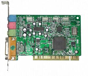 Yamaha XG PCI sound card (Labway A301-G50)
