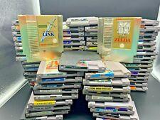 Nintendo NES Games Collection | Little Samson | Mario Bros | Zelda | Turrican