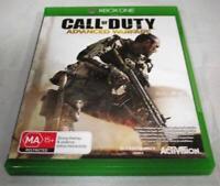 Call of Duty Advance Warfare Microsoft Xbox One *Complete*