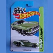 '69 Ford Mustang.  Muscle Mania. 232/250.  New in Blister Pack!