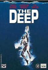 The Deep -  new dvd with  Nick Nolte, Jacqueline Bisset,Louis Gossett