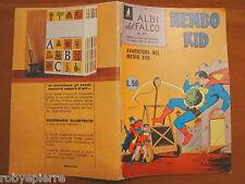 Superman Nembo Kid Albi del falco n 371 avventura nel medio evo 26-5-1963 vendo