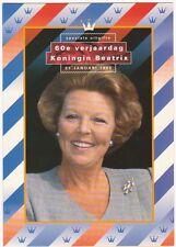 # Herinneringsmapje Nr. 3, - 60e verjaardag Konigin Beatrix -  1998 - Lees !