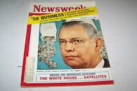 DEC 16 1957 NEWSWEEK magazine SEC TREASURY ANDERSON