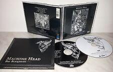 CD + DVD MACHINE HEAD - THE BLACKENING