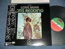 OTIS REDDING Japan 1975 P-6150A NM LP+Obi LOVE MAN