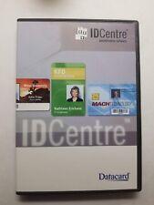 GENUINE Datacard IDCentre Identification ID Design Software Silver v6.5