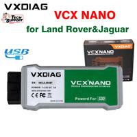 VXDiag VCX NANO SDD V160 for Land Rover&Jaguar JLR OBD2 Scanner Offline Engineer