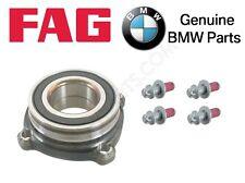 For BMW E53 E63 E66 Rear Left or Right Wheel Bearing & Set of 4 Bolts Kit OEM