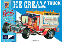 MPC Ice Cream Truck George Barris 1:25 scale model car kit new 857