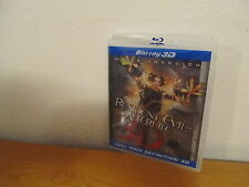 Resident Evil: Afterlife 3D (Blu-ray Disc, 2010, 3D)