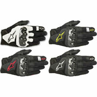NEW Alpinestars Mens SMX-1 Air V2 Motorcycle Gloves - Pick Size/Color