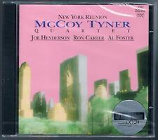 McCOY TYNER QUARTET NEW YORK REUNIO  CD F.C.  NUOVO SIGILLATO!!!