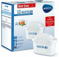 BRITA MAXTRA+ Water Filter Cartridges Compatible BRITA Jugs 12Pack FAST DELIVERY
