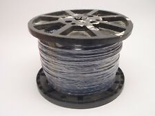 2500 Ft Roll Blue/White 14 AWG 14THHN Tracer Stripe Wire