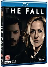The Fall: Series One (BBC, 2-Disc Blu-ray, UK Import) REGION B - BRAND NEW