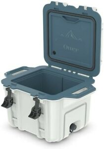 Otterbox - Venture 25 Cooler - Hudson (White/Blue)