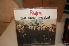 The Beatles,East Coast Invasion,  Brand New New Sealed Vinyl,