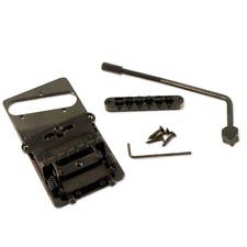 Stetsbar Pro II Tremolo System For TELE Telecaster Guitars Black TTBB